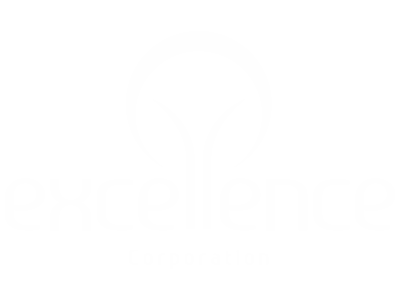 Excellence Corporation Mobile Retina Logo